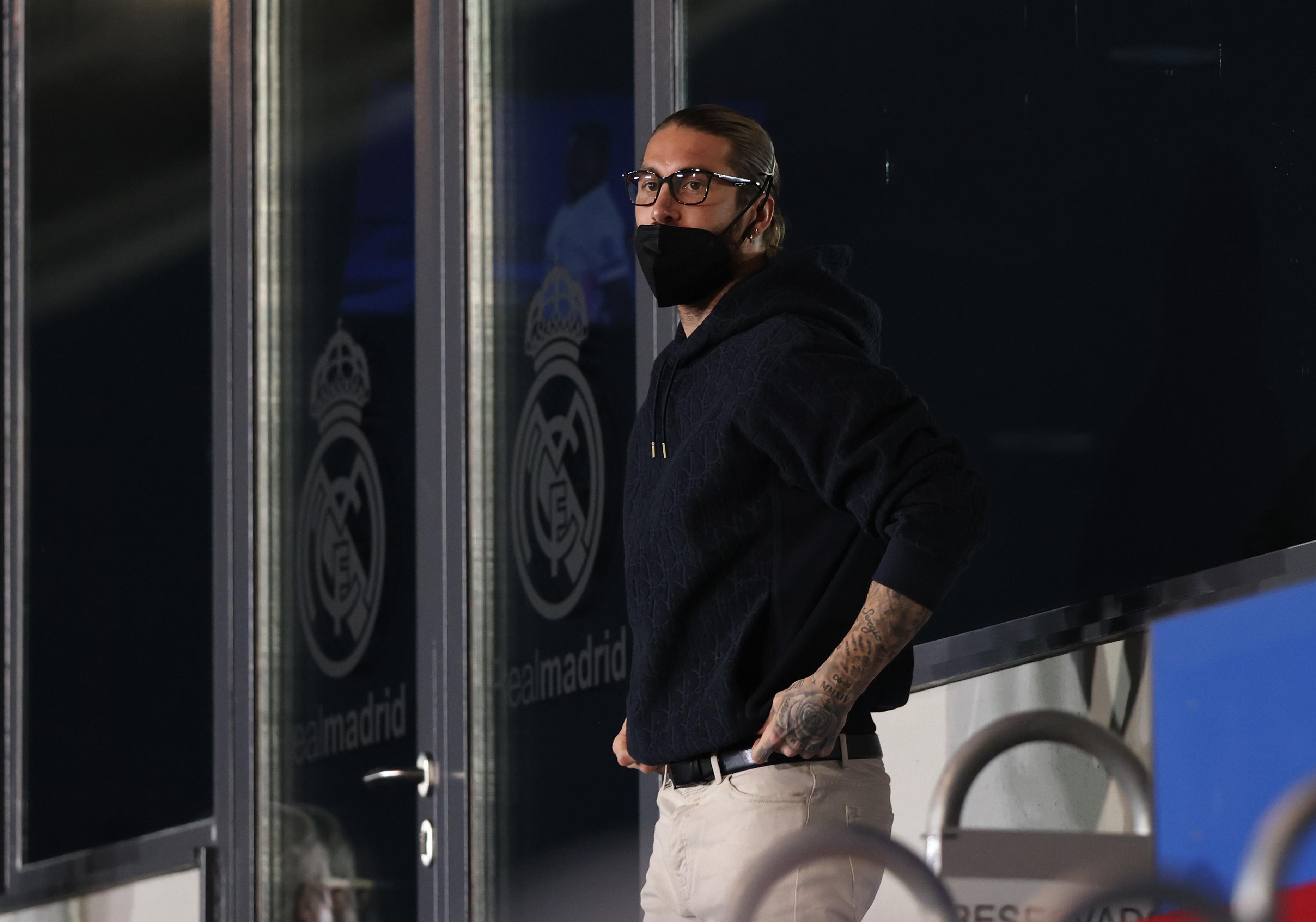 Sergio Ramos a fost testat pozitiv la COVID-19! Anunțul făcut de Real Madrid