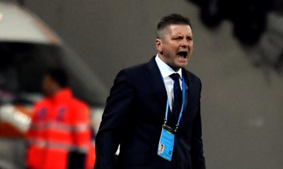"""""""Asta e realitatea"""". Dusan Uhrin, """"trist"""" după prima înfrângere de la revenirea la Dinamo"""