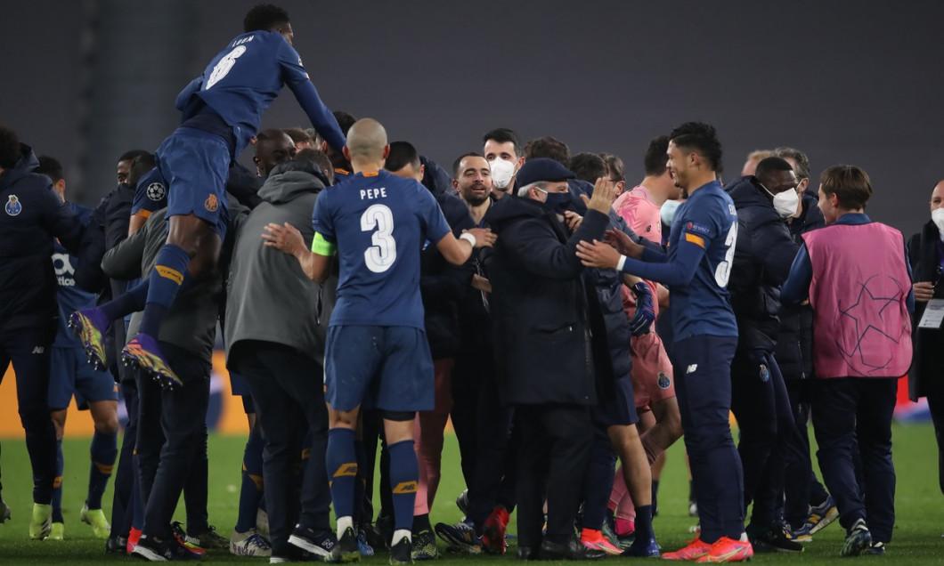 Juventus v Porto - UEFA Champions League - Round of 16 - Second Leg - Allianz Stadium