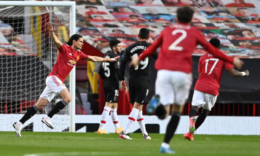 Manchester United v Granada CF - UEFA Europa League Quarter Final: Leg Two