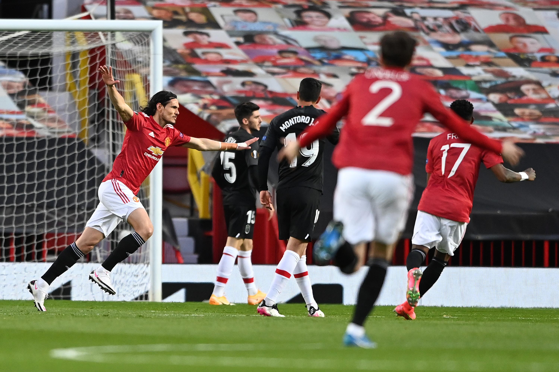 """Manchester United - Granada 2-0. """"Diavolii"""" n-au avut emoții nici în retur și s-au calificat în semifinalele Europa League"""