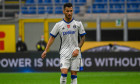 Marius Marin, într-un meci amical Inter Milano - Pisa / Foto: Profimedia