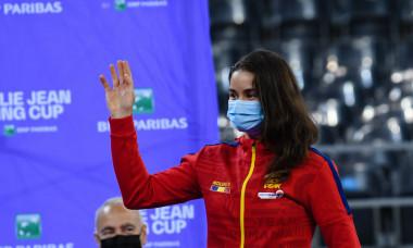 Monica Niculescu este căpitanul echipei de FED Cup a României / Foto: Profimedia
