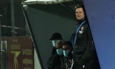 Dușan Uhrin, antrenorul lui Dinamo / Foto: Sport Pictures