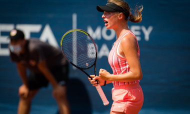 J&T Banka Prague Open, TK Sparta Praha, WTA Tennis, Prague, Czech Republic - 11 Aug 2020