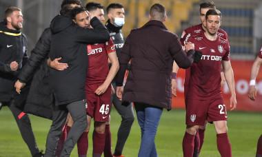 FOTBAL:CFR CLUJ-FCSB, SUPERCUPA ROMANIEI (15.04.2021)