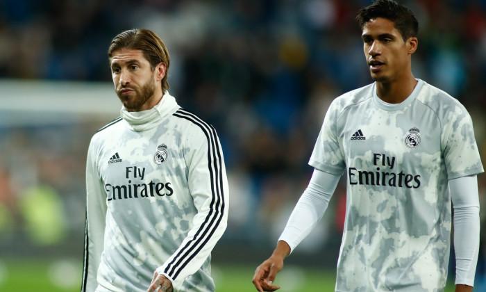 Soccer: La Liga - Real Madrid v Real Betis