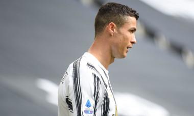 Juventus vs Genoa - Serie A, Turin, Piedmont, Italy - 11 Apr 2021