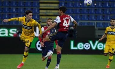 Cagliari vs Parma - Seria A TIM 2020/2021