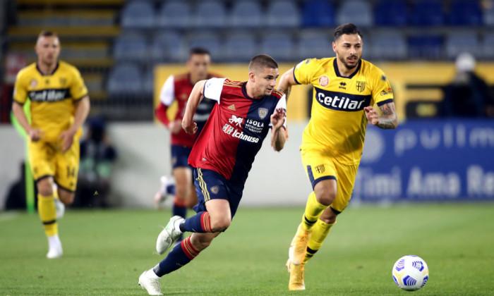 Cagliari Calcio v Parma Calcio - Serie A