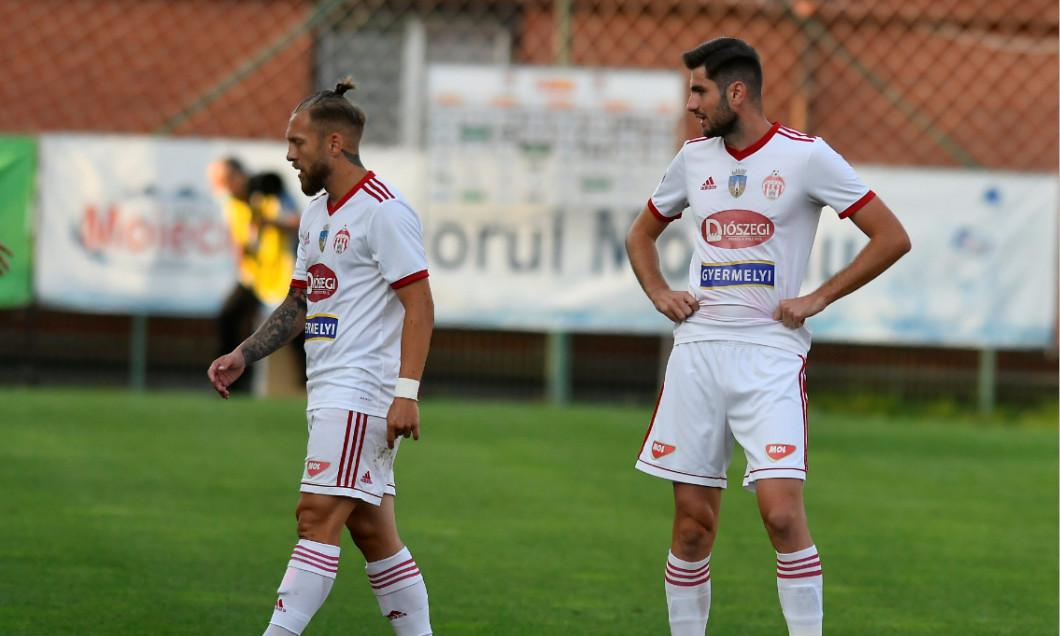 Florin Ștefan, fundașul lui Sepsi / Foto: Sport Pictures