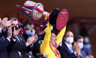 Athletic Club v FC Barcelona - Copa del Rey Final