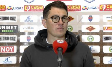 Andrei Prepeliță, antrenorul lui FC Argeș / Foto: Sport Pictures