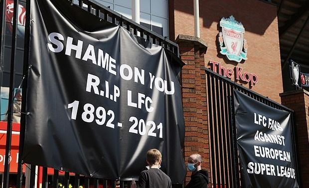 """Jucătorii lui Liverpool au rupt tăcerea: """"Nu ne place Superliga și nu ne-o dorim!"""""""
