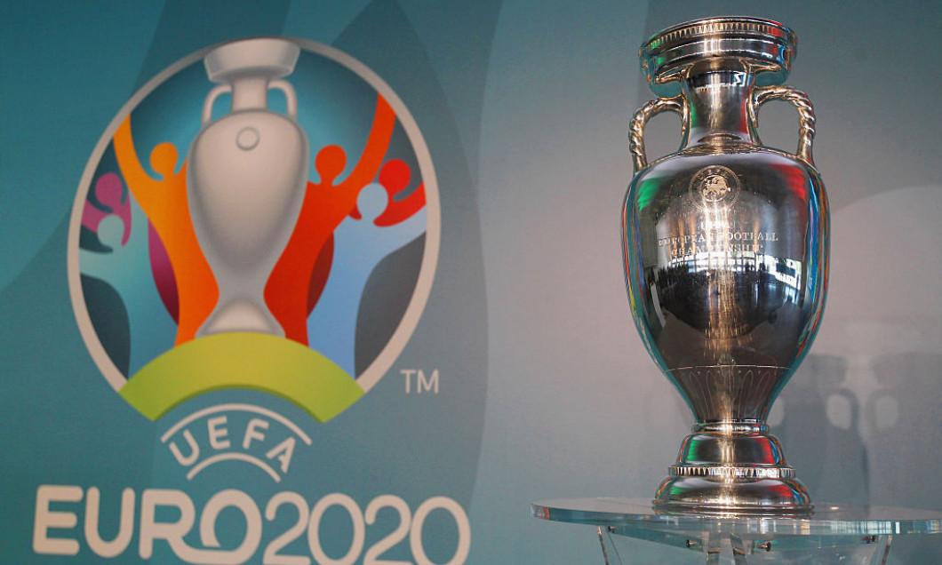 UEFA Euro Roma 2020 Official Logo Unveiling