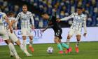Napoli - Inter Italian serie A footbal 2020/2021