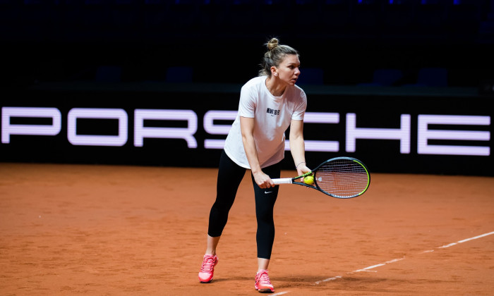 2021 Porsche Tennis Grand Prix Qualifications Day 2 - 18 Apr 2021