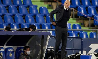 Getafe CF v Real Madrid, LaLiga Santander, date 33. Football, Coliseum Alfonso Perez Stadium, Getafe, Spain - 18 APR 2020