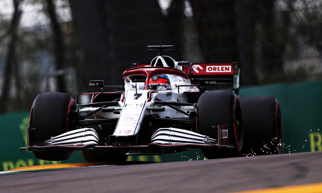 F1 Grand Prix of Emilia Romagna - Qualifying