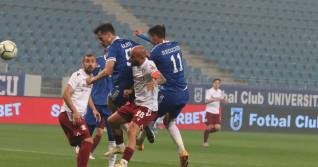 FOTBAL:FC U CRAIOVA-RAPID BUCURESTI, LIGA 2 CASA PARIURILOR (19.04.2021)