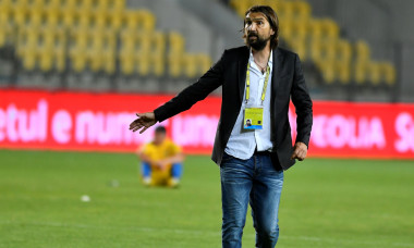 Dan Alexa, antrenorul lui ASU Poli Timișoara / Foto: Sport Pictures