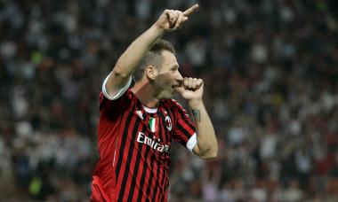 Antonio Cassano, în tricoul lui AC Milan / Foto: Getty Images