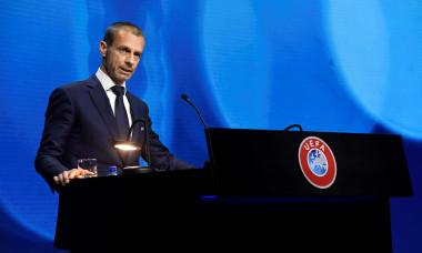 Aleksander Ceferin, președintele UEFA / Foto: Profimedia