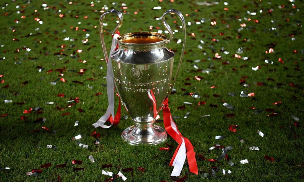 Paris Saint-Germain v Bayern Munich - UEFA Champions League Final - Bayern Celebration