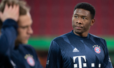 David Alaba, fundașul lui Bayern Munchen / Foto: Profimedia
