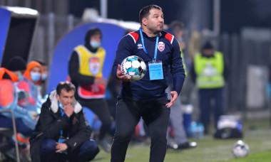 Marius Croitoru, antrenorul lui FC Botoșani / Foto: Sport Pictures