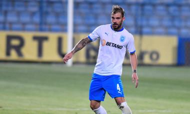Mihai Bălașa, fundașul central al Universității Craiova / Foto: Sport Pictures