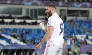 Karim Benzema, atacantul lui Real Madrid / Foto: Getty Images