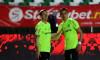 Ciprian Deac și Cristian Manea, în meciul Sepsi - CFR Cluj / Foto: Sport Pictures