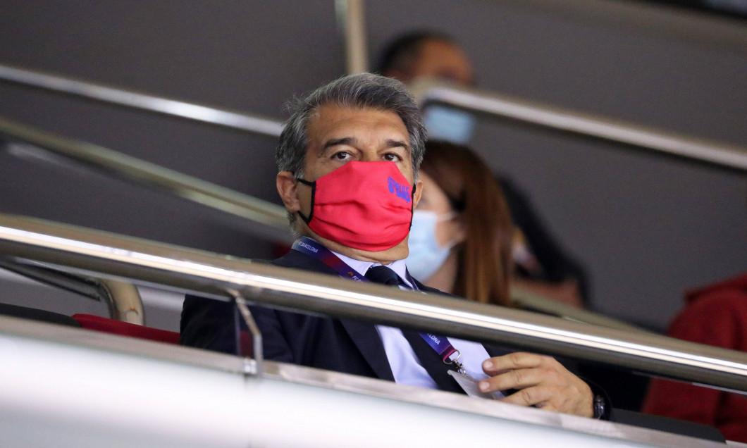 Joan Laporta este președintele Barcelonei / Foto: Profimedia