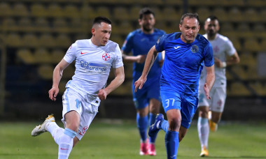 Olimpiu Moruțan, în meciul cu Academica Clinceni / Foto: Sport Pictures