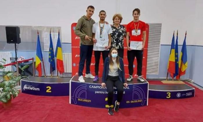 sportnet-Podiumul campionatelor nationale