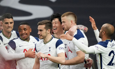 Tottenham Hotspur v Southampton, Premier League, Football, Tottenham Hotspur Stadium, London, UK - 21 Apr 2021