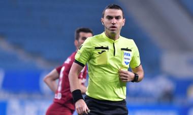 Ovidiu Hațegan, în meciul CFR Cluj - Universitatea Craiova / Foto: Sport Pictures