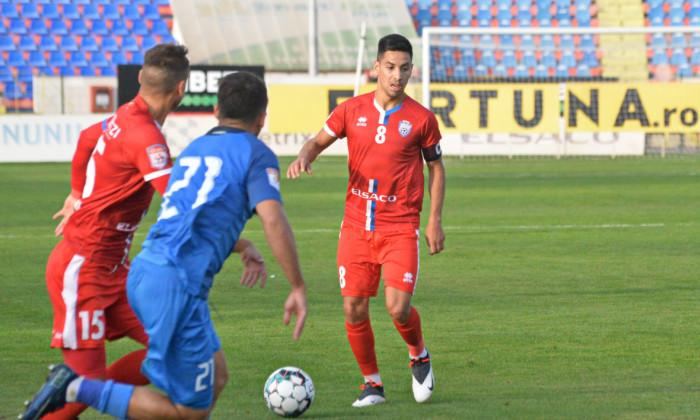Jonathan Rodriguez, într-un meci FC Botoșani - Academica Clinceni / Foto: Sport Pictures