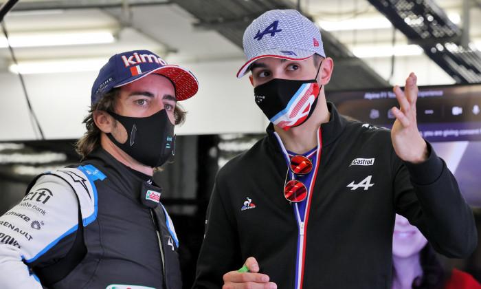 Formula One Testing - Day Three - Bahrain International Circuit