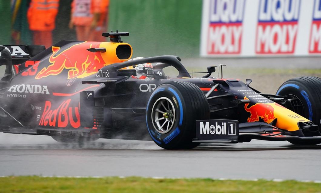 Formula 1, Grand Prix The Emilia Romanga, Race Day, Imola, Italy - 18 Apr 2021