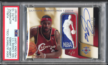 Kobe Bryant baseball card set to smash auction record
