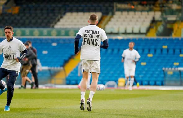 Leeds United v Liverpool, Premier League - 19 Apr 2021