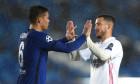 Real Madrid v Chelsea - UEFA Champions League Semi Final: Leg One