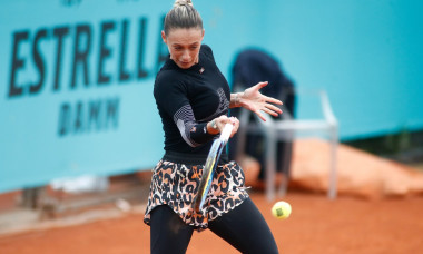 Tennis 2021: Mutua Madrid Open: Qualifying