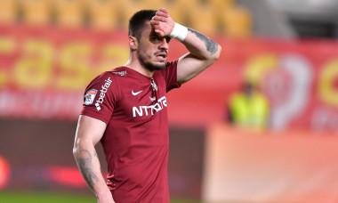 Andrei Burcă, fundașul central al lui CFR Cluj / Foto: Sport Pictures