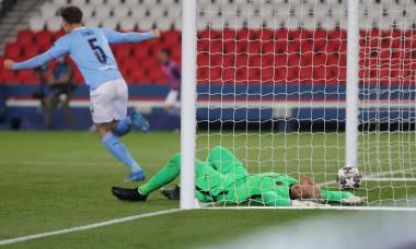 Keylor Navas, în meciul PSG - Manchester City / Foto: Getty Images
