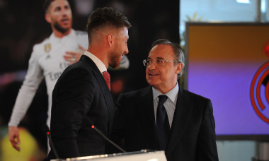 Sergio Ramos Agrees New Five-Year Contract With Real Madrid