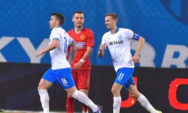 Răzvan Oaidă, în meciul Universitatea Craiova - FCSB / Foto: Sport Pictures