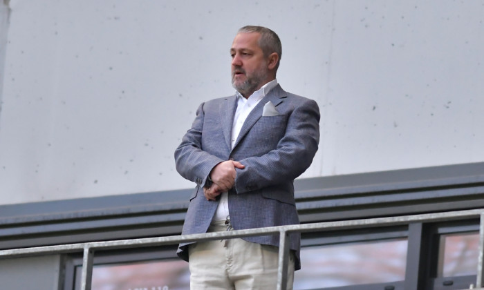 Mihai Rotaru, patronul Universității Craiova / Foto: Sport Pictures